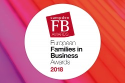 EUROPEAN FAMILIES IN BUSINESS AWARDS 2018
