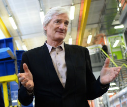 Sir James Dyson's family business is making to order 10,000 coronavirus ventilators from scratch