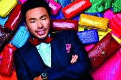 Ethan Koh, the fourth-generation tanner and founder of a fashion business