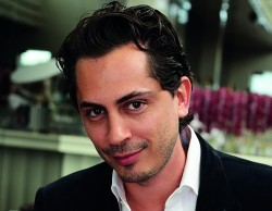 Kilian Hennessy, 40, founded his own fragrance brand