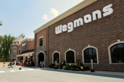 Family-owned grocery chain Wegmans has topped a number of multinational giants when it comes to corporate reputation in the US