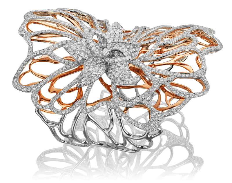 The Ortaea range includes everything from rings and necklaces to ear cuffs and bracelets